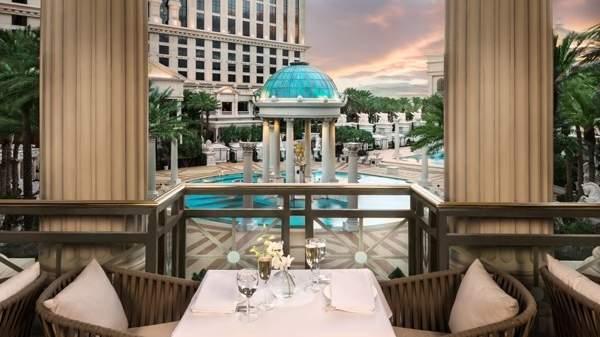 Mr Chow Caesars Palace Las Vegas