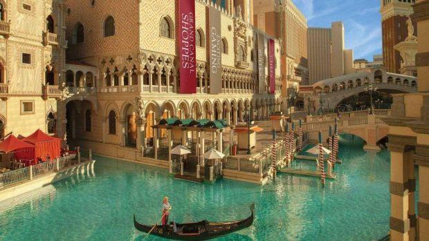 Venetian Las Vegas Gondola Ride