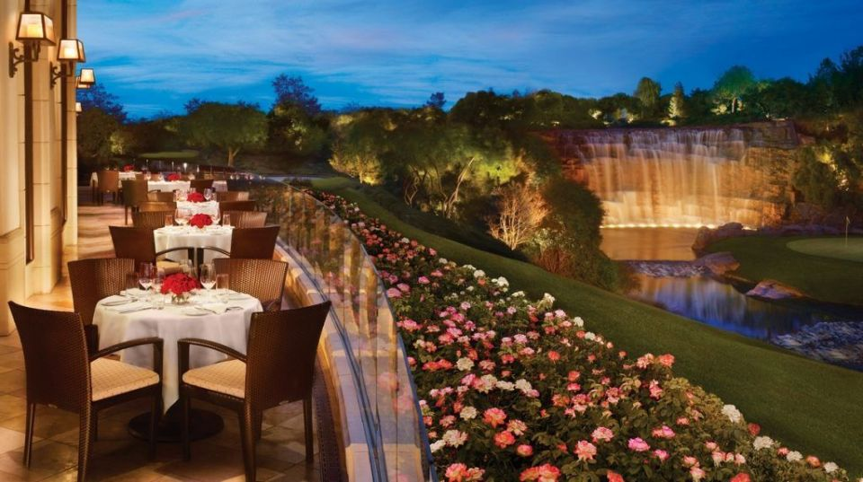 Country Club Steakhouse Wynn Las Vegas