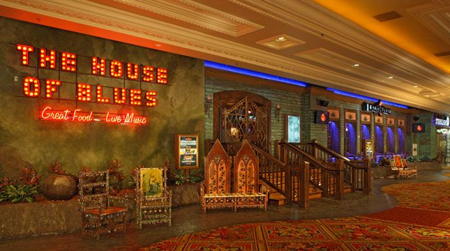 House Of Blues Mandalay Bay Las Vegas