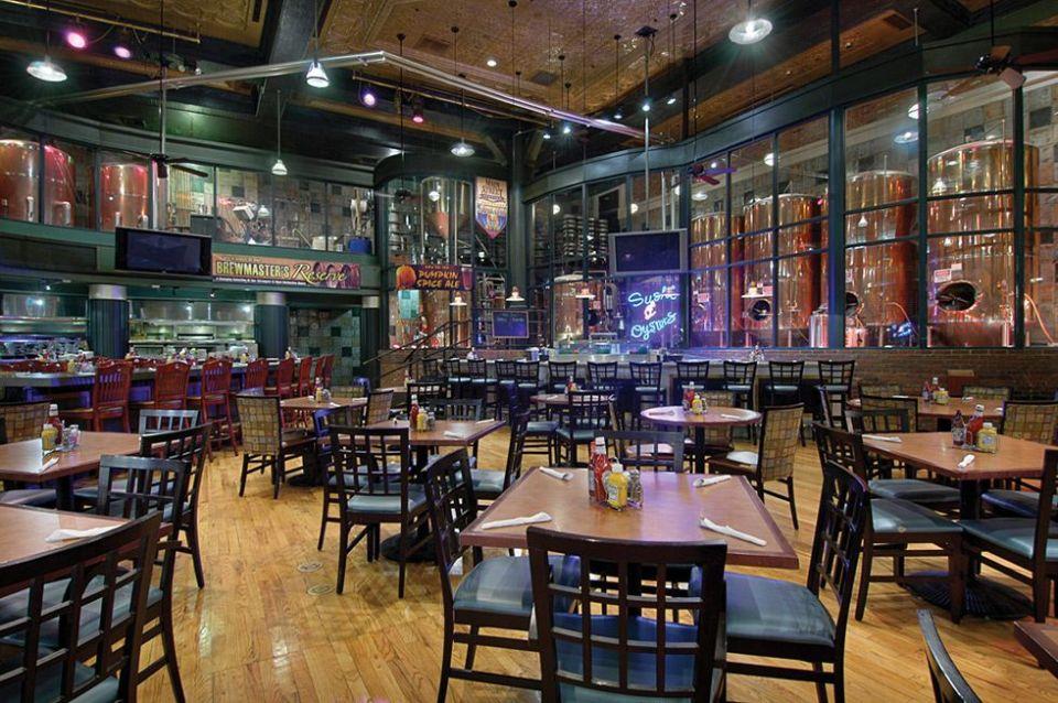 Triple 7 Restaurant & Brewery Main Street Hotel Las Vegas