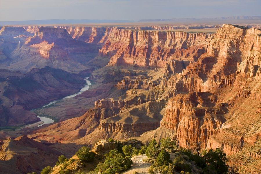 las vegas grand canyon south rim