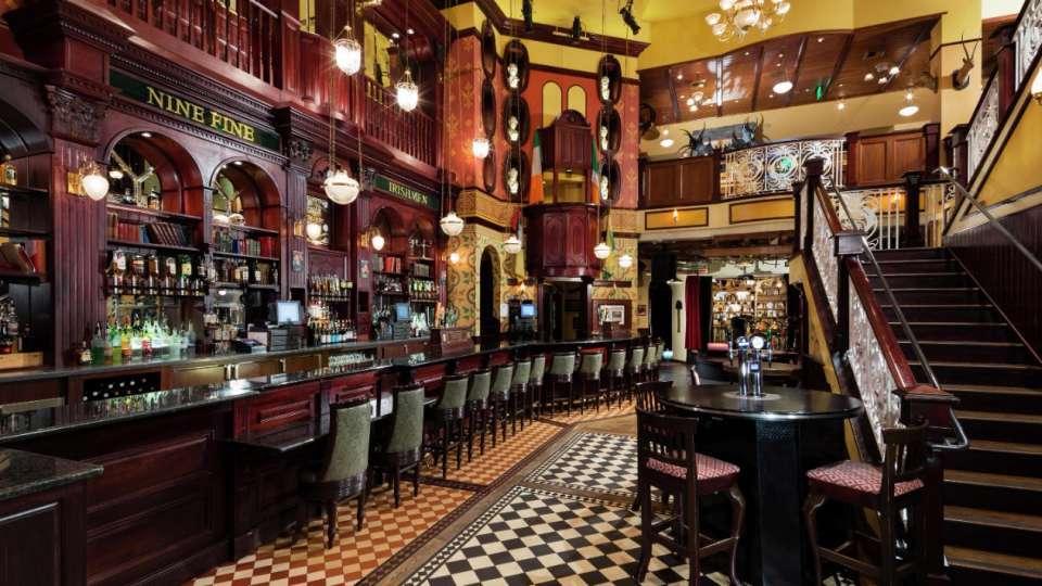 New York New York Las Vegas Nine Fine Irishmen