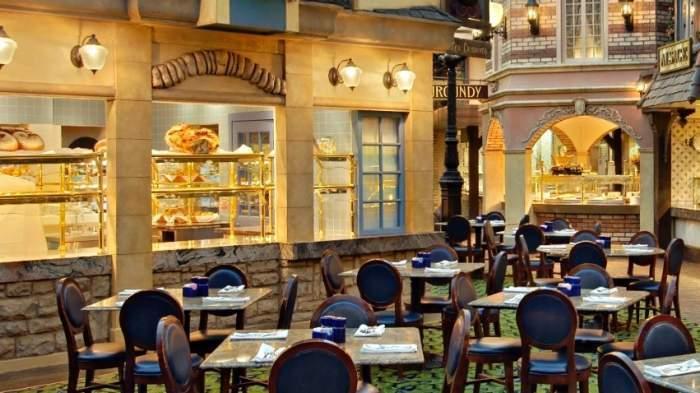 Paris Las Vegas Le Village Buffet