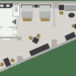 Venetian Las Vegas Rialto Suite Floorplan