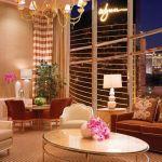 Encore Las Vegas Three Bedroom Duplex