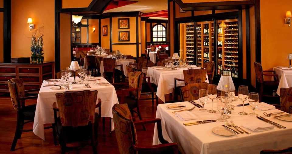 Treasure Island Las Vegas Phil's Italian Steak House
