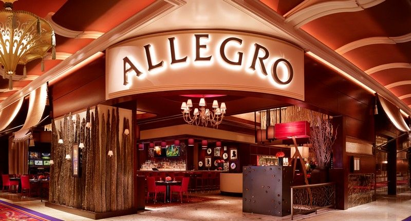 Wynn Las Vegas Allegro Restaurant