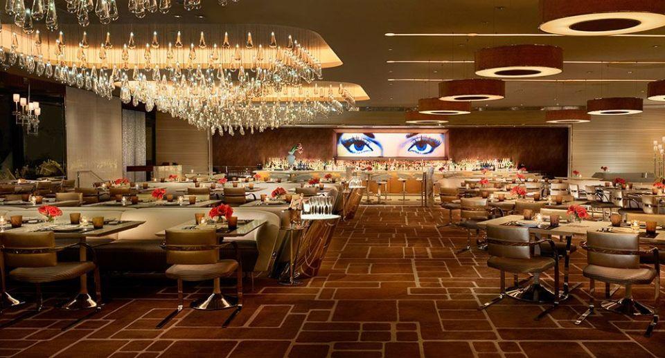 Wynn Las Vegas Andrea's Restaurant