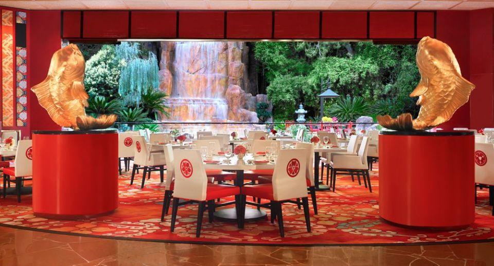 Wynn Las Vegas Mizumi Restaurant