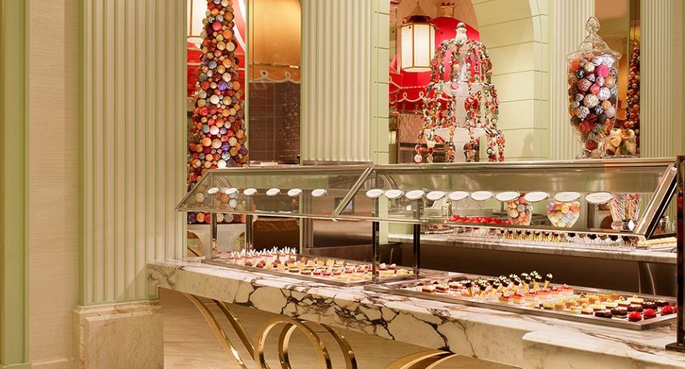Wynn Las Vegas The Buffet at Wynn