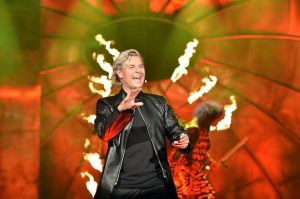 Inferno The Fire Spectacular Show Paris Las Vegas