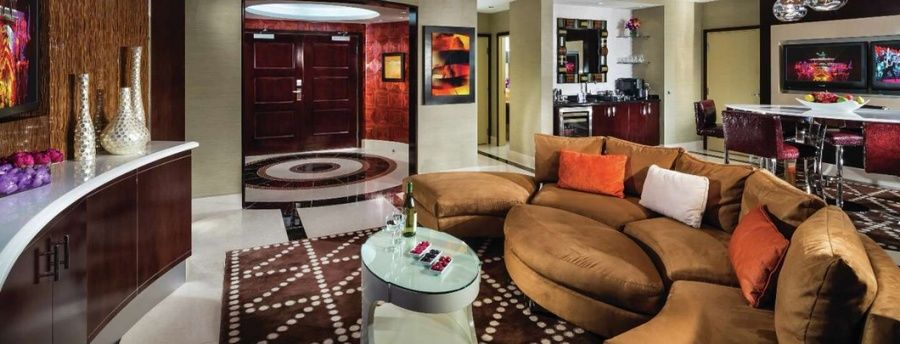 Monte Carlo Park MGM Las Vegas Hotel32 Two Bedroom Penthouse