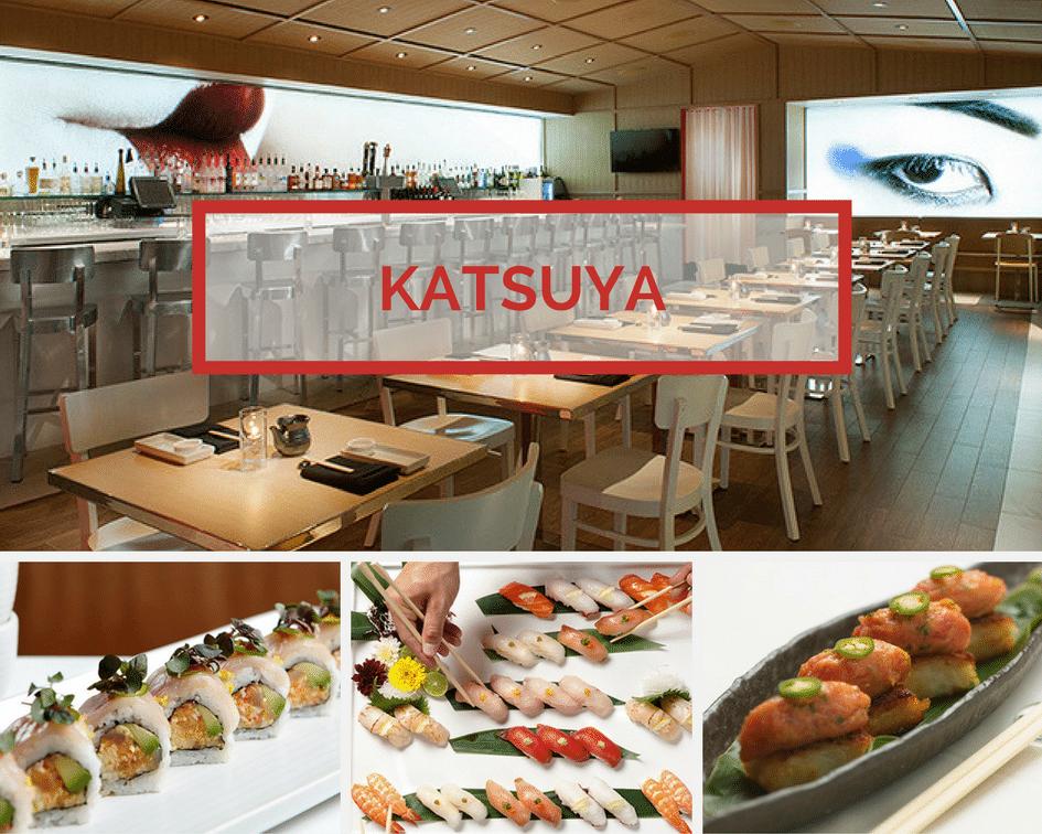 Katsuya at SLS Las Vegas