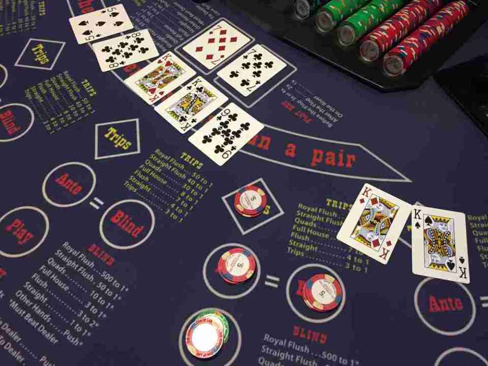 Las Vegas Casino Chips