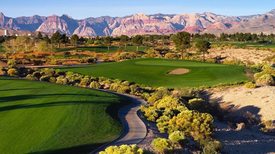 Angel Park Golf Club Las Vegas