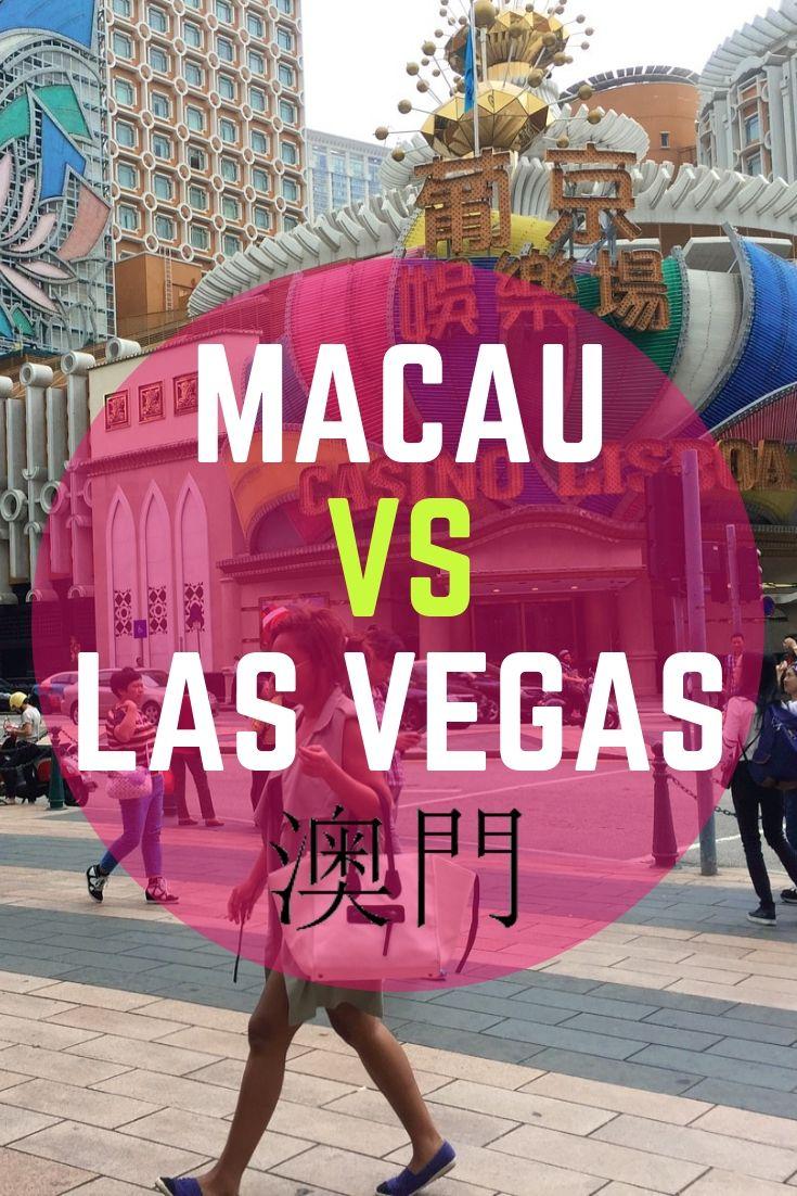 Macau vs Las Vegas Trip Report