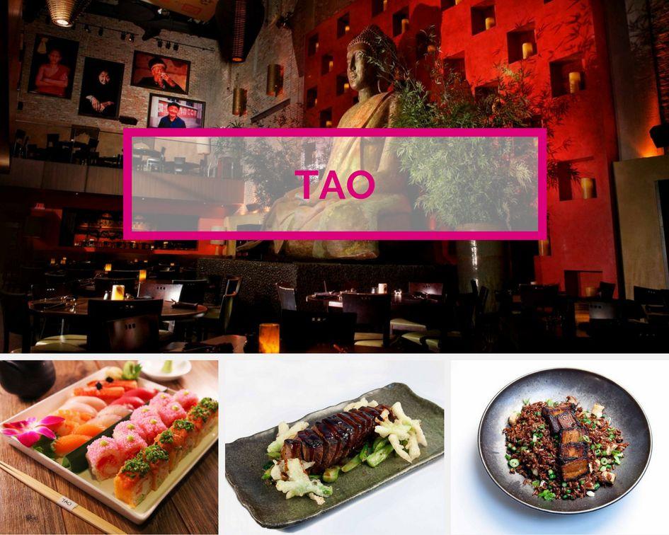 Tao Sushi Venetian Las Vegas