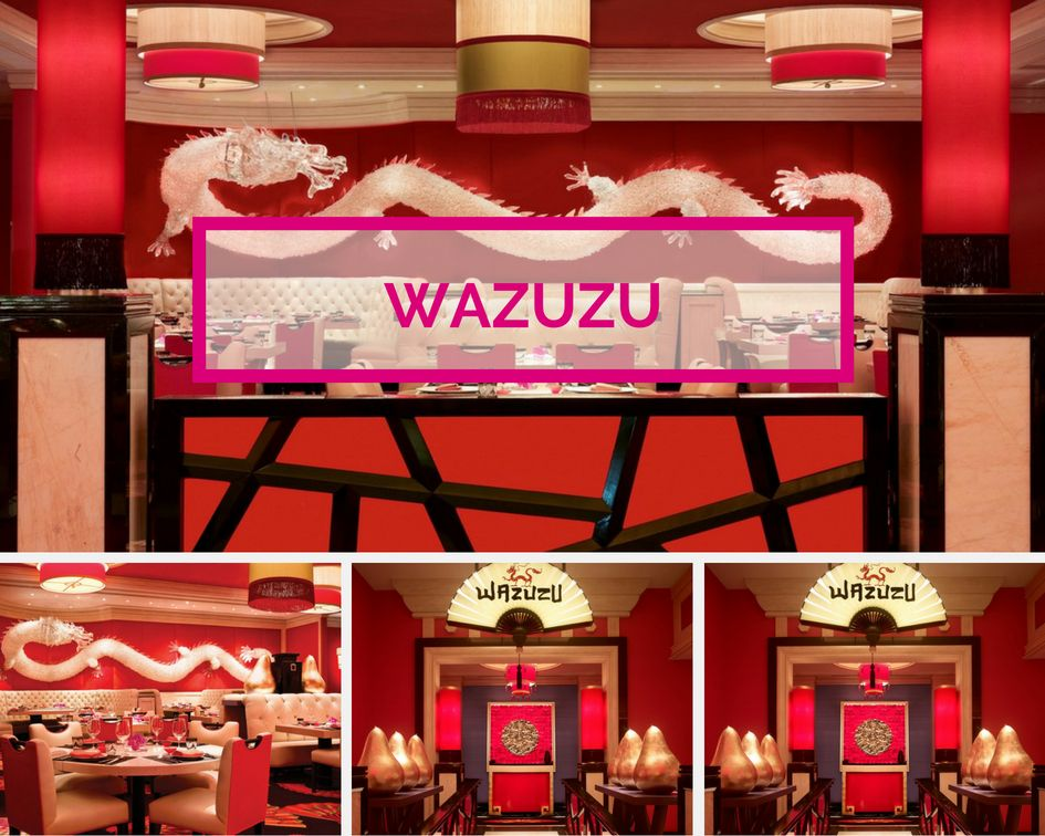 Wazuzu at Encore at Wynn Las Vegas