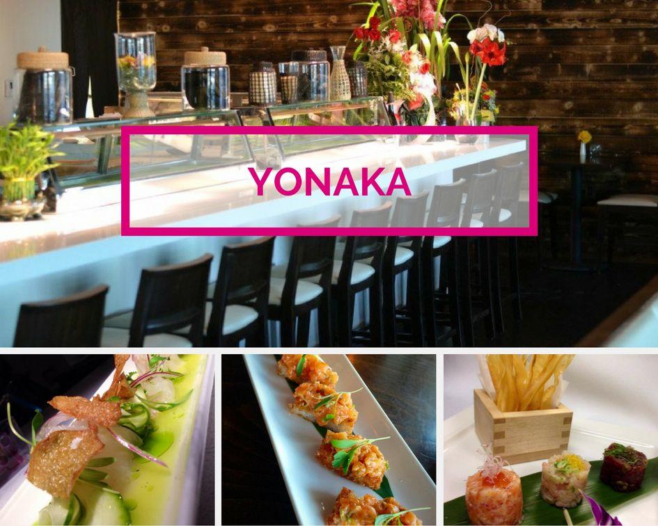 Yonaka Modern Japanese Sushi Las Vegas
