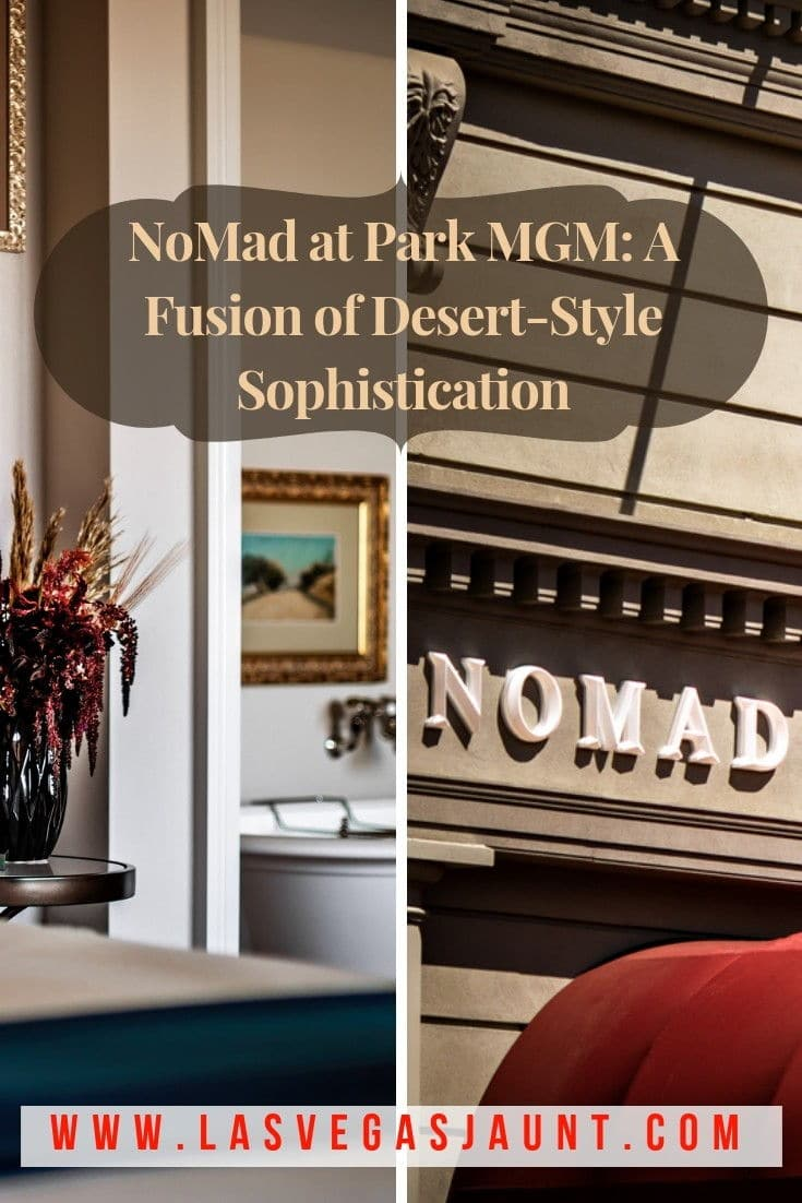 NoMad & Park MGM 2 New Hotels Taking the Las Vegas Strip by Storm