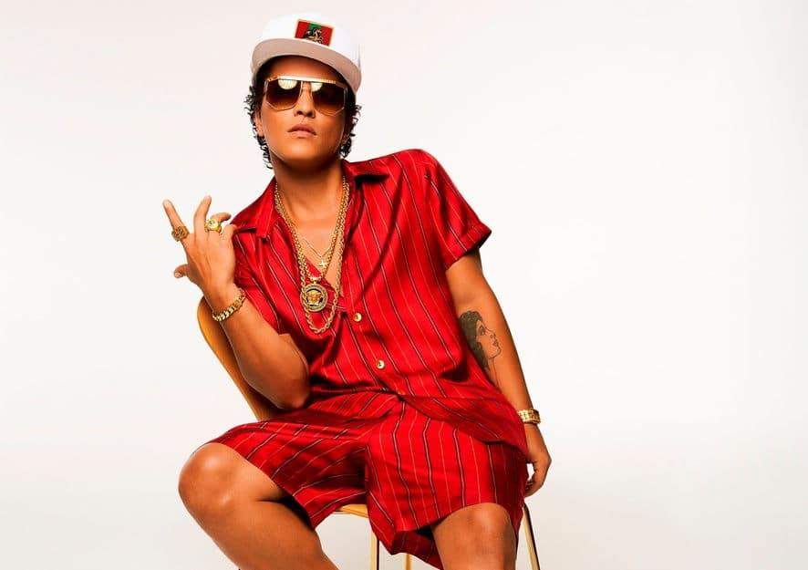 Bruno Mars Park Theater Las Vegas