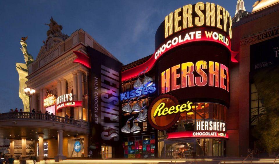 Hershey's Chocolate World Las Vegas