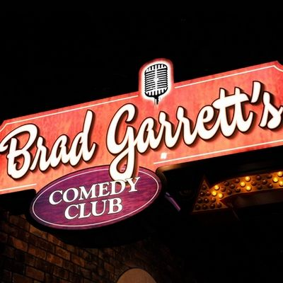 Brad Garrett's Comedy Club Las Vegas Discount Tickets