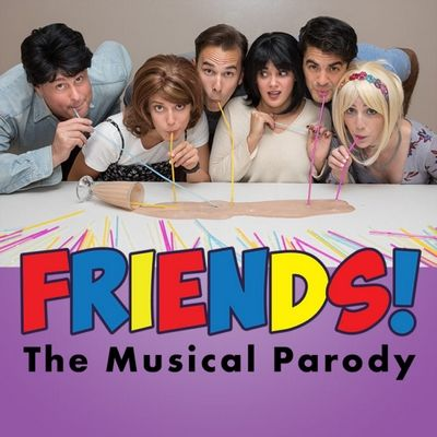 Friends! The Musical Parody Las Vegas Discount Tickets