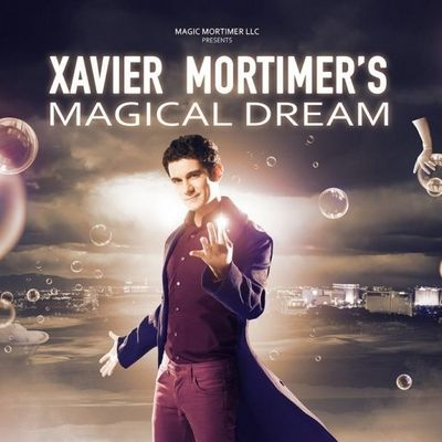 Xavier Mortimer's Magical Dream Las Vegas Discount Tickets