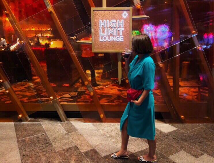 Aria Las Vegas High Limit Lounge