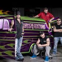 Count's Kustoms Car Tour Las Vegas