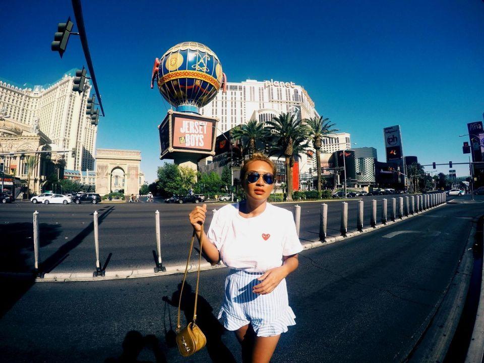 Las Vegas Jaywalk