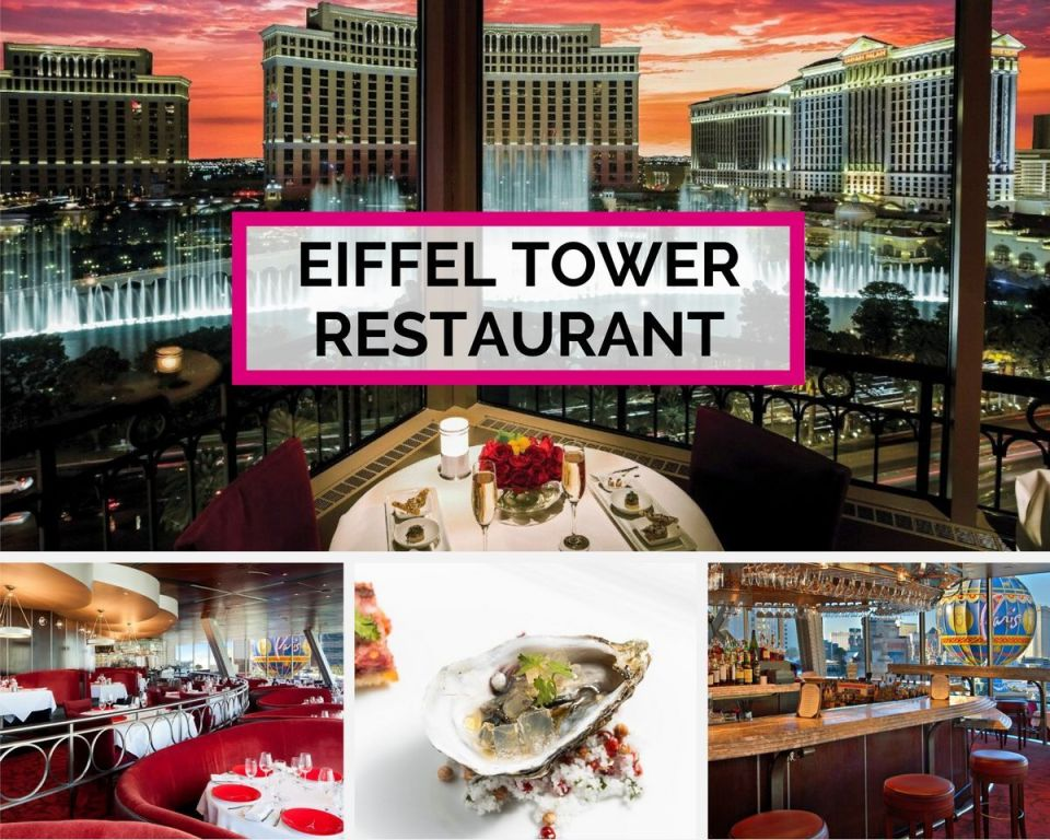 Eiffel Tower Restaurant Las Vegas