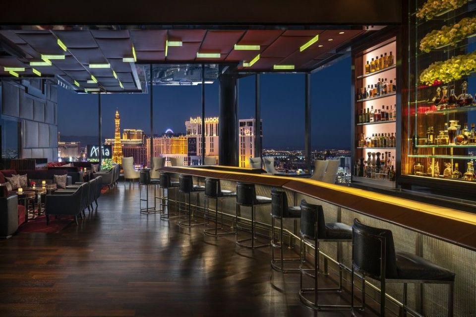 Waldorf Astoria Las Vegas Skybar