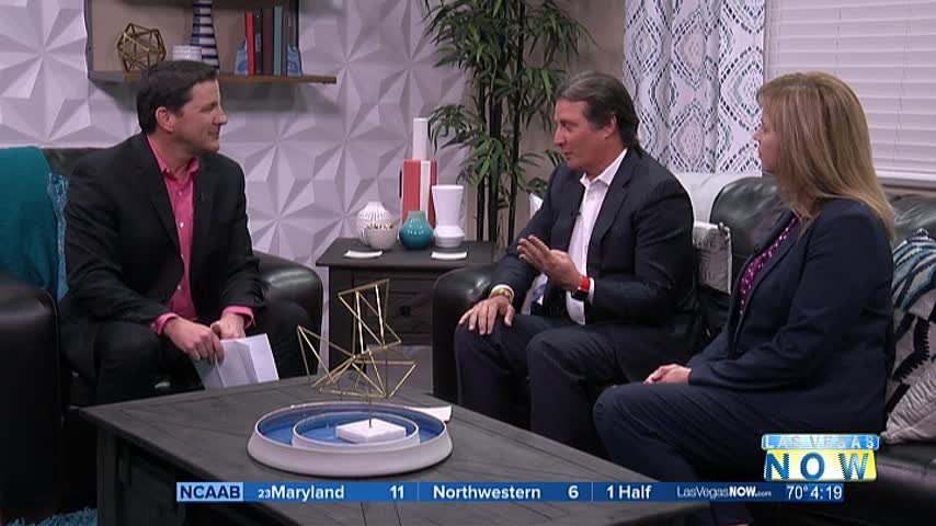 NV Energy and the American Heart Assoc discuss stress