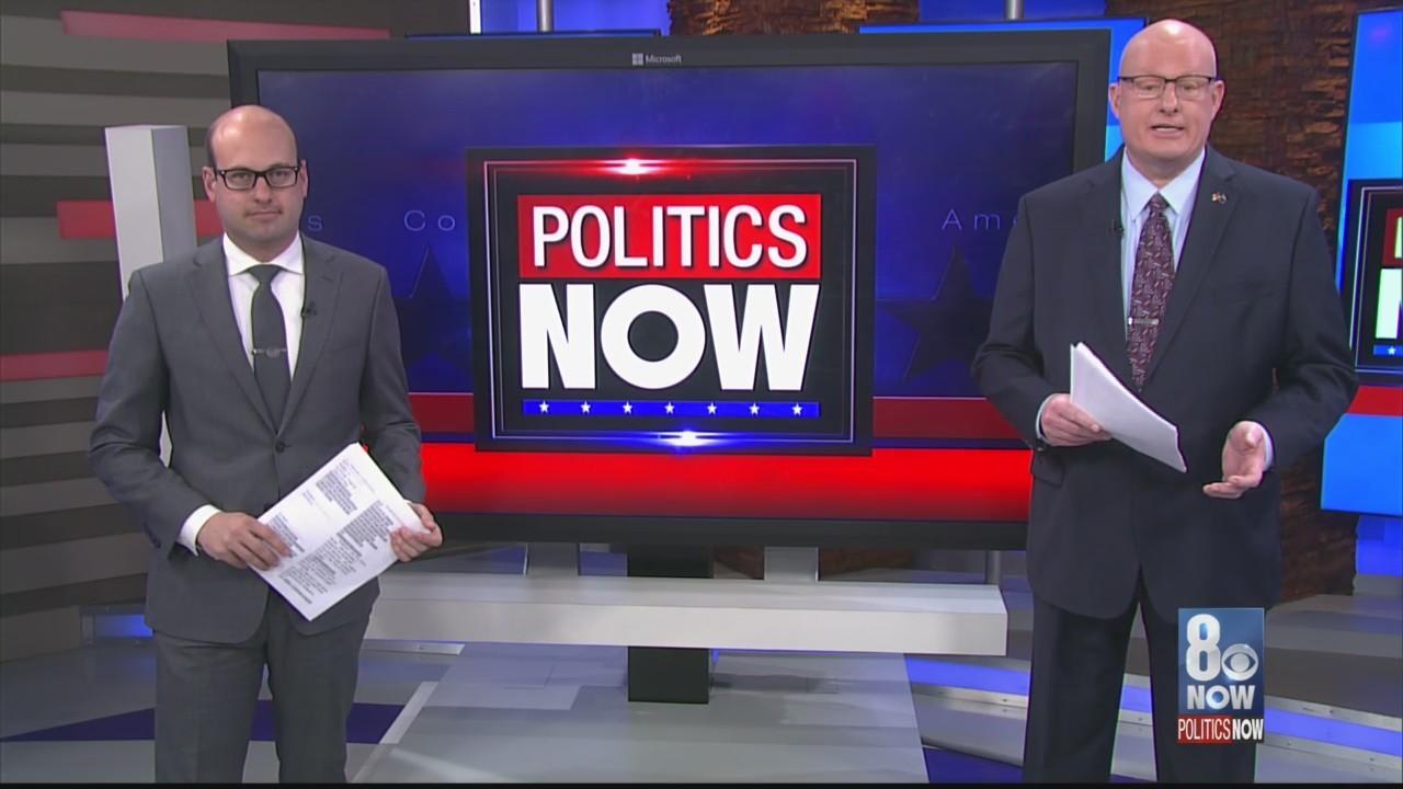 Politics Now: 4/15/2018