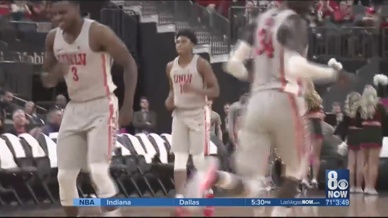 Swish for a Wish is a partnership between Nevada State Bank & UNLV