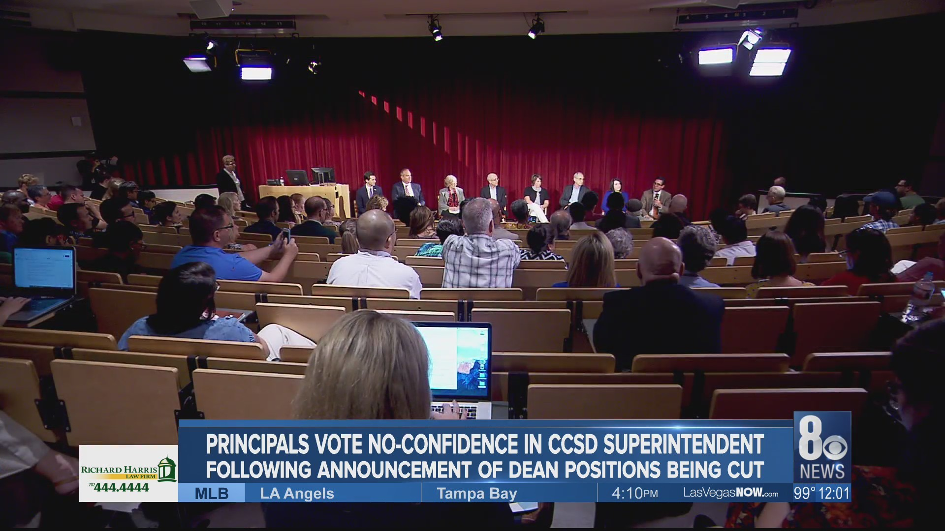 "Fallout continues over CCSD Superintendent's announced dean position cuts; administrator union votes ""no-confidence"" for first time in history"
