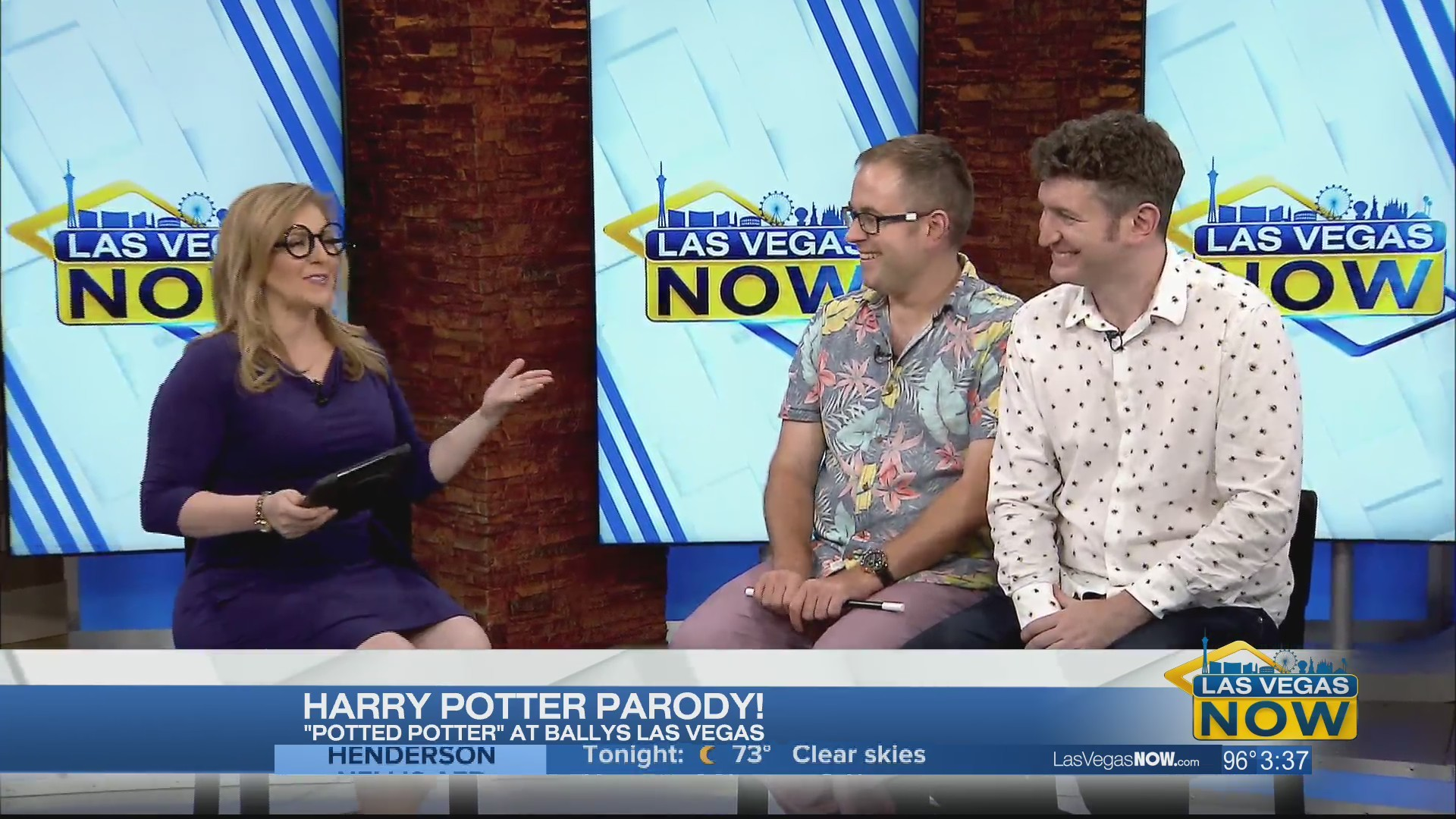 The story of Harry Potter comes to Vegas