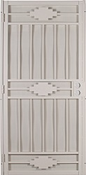 Guarda Security Screen Door - cherokee