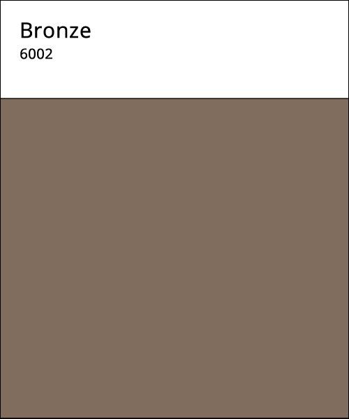 Bronze Color Option