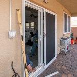 Sliding Glass Door Security Screen