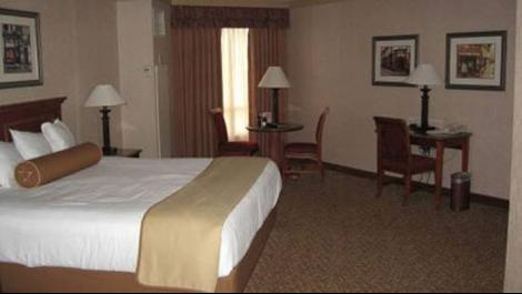 harrahs mini suite