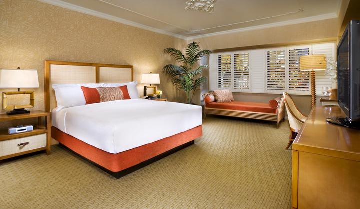 tropicana paradise deluxe room
