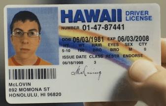 Fake ID