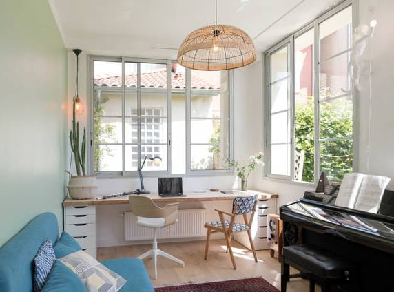 Aménager un bureau à la maison : Mes conseils de pro