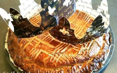 GALETTE DES ROIS sans gluten, sans lactose, avec ou sans sucre, avec oeufs
