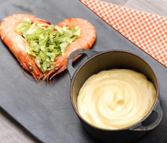 Sauce mayonnaise