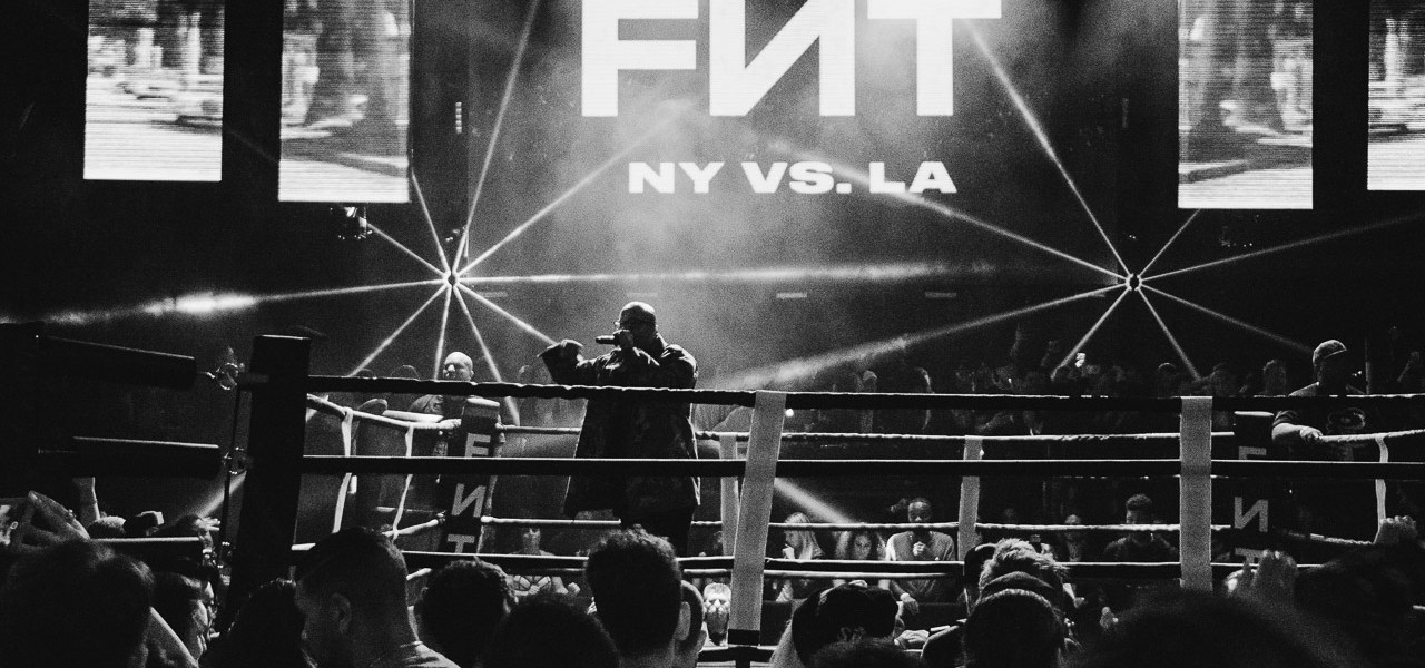 MMA and Warren G: Why Live Fights and Music Could Be the